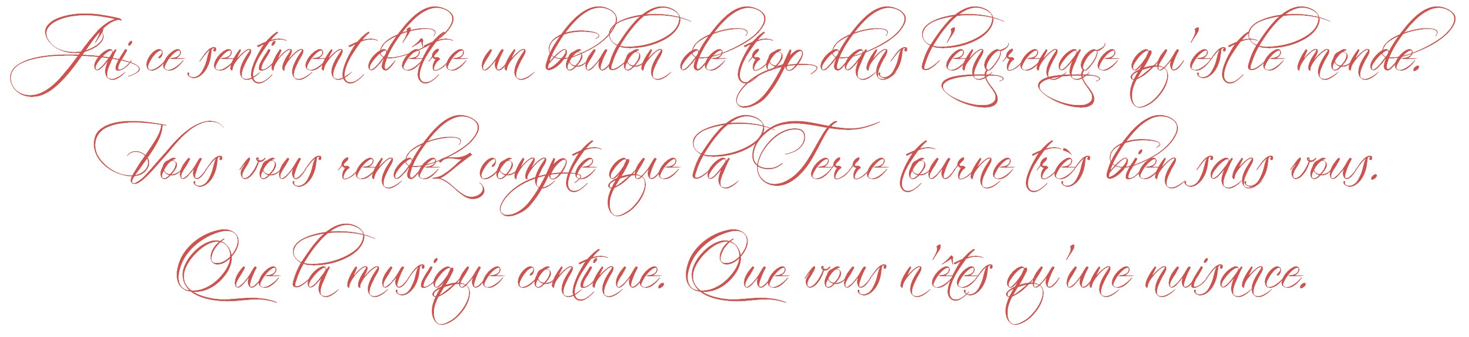 le voleur de coeur citation quote 3