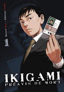 ikigami tome 1