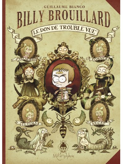 billy brouillard tome 1