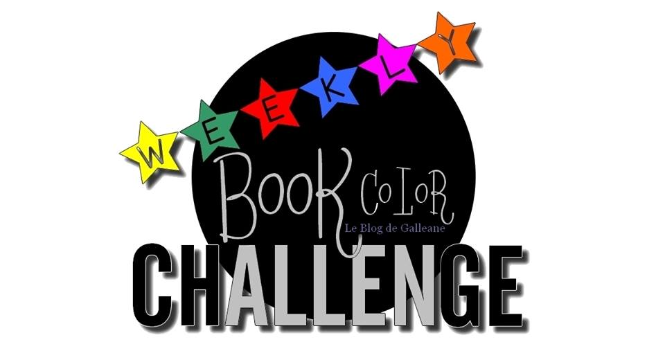 weekly book color challenge