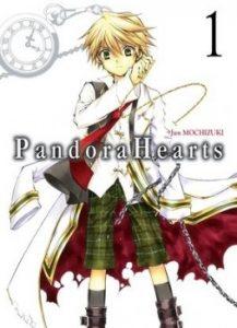 pandora hearts t1