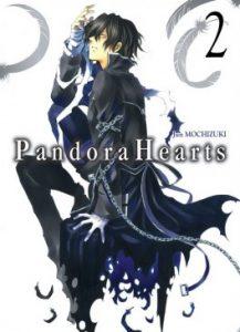 pandora hearts t2