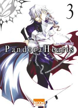 pandora hearts t3