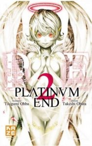 platinum end tome 2