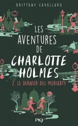 les aventures de charlotte holmes tome 2