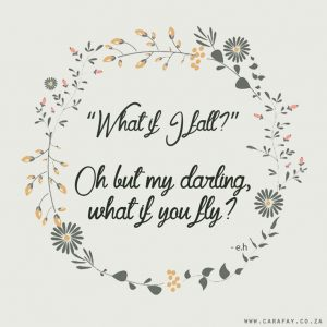 what if i fall oh but my darling what if you fly