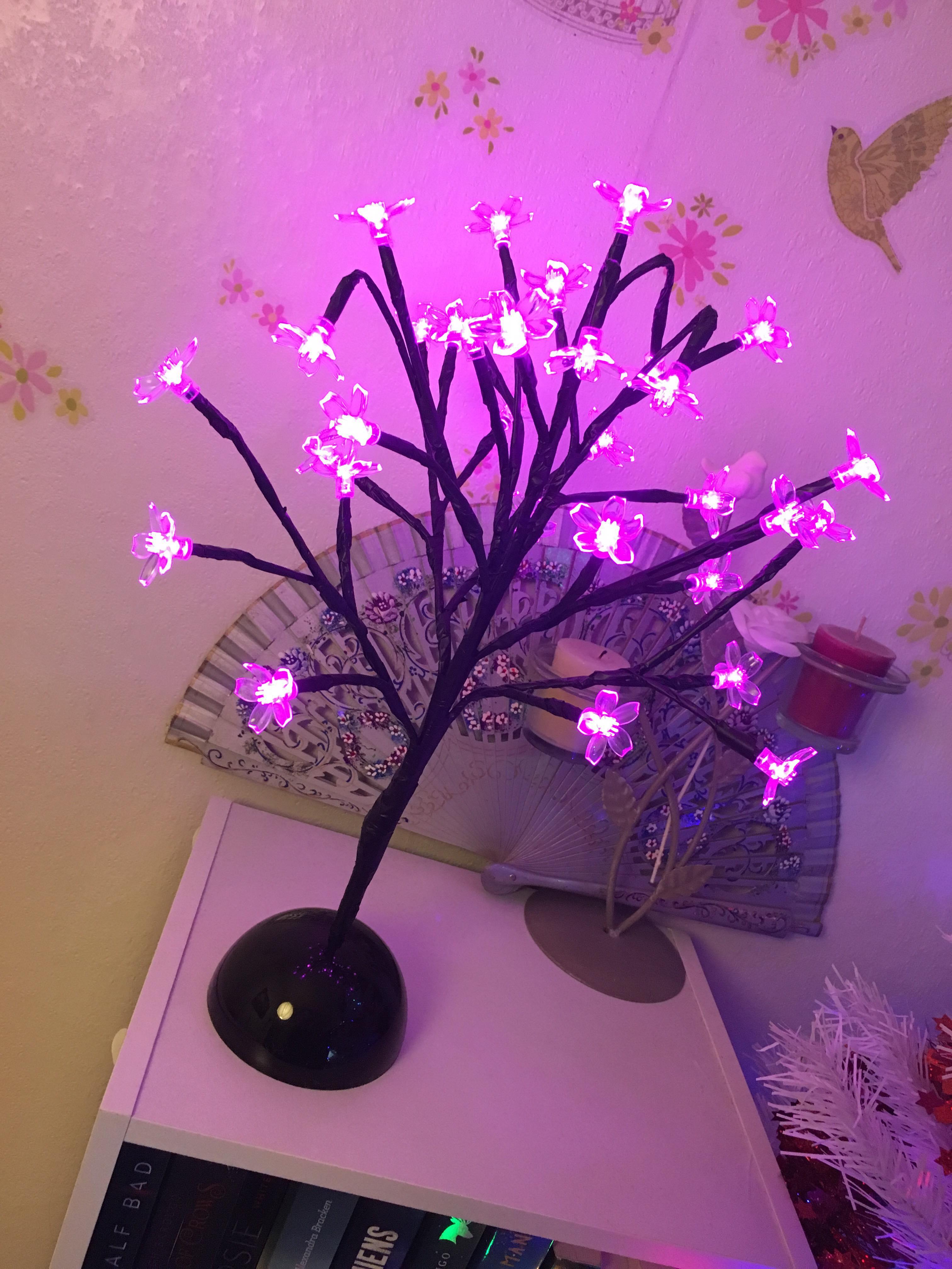 arbre à led noël