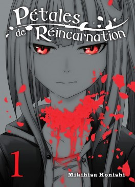 pétales de réincarnation tome 1