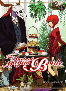 the ancient magus bride tome 1