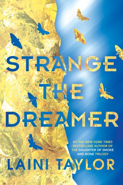 strange the dreamer vo