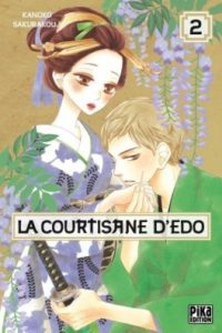 la courtisane d'edo t2