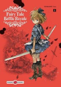 fairy tale battle royale tome 1