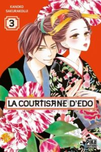 la courtisane d'edo tome 3