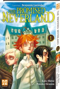 lacombe the promised neverland