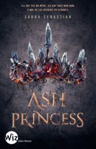 ash princess tome 1