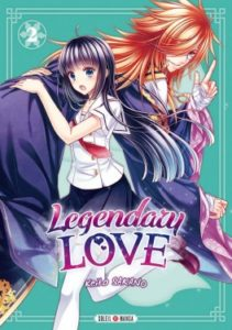 legendary love tome 2