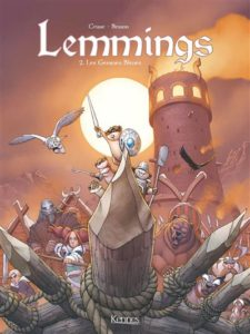 lemmings tome 2