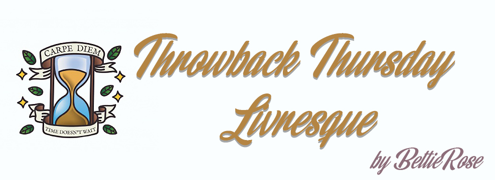 throwback thursday livresque 2019