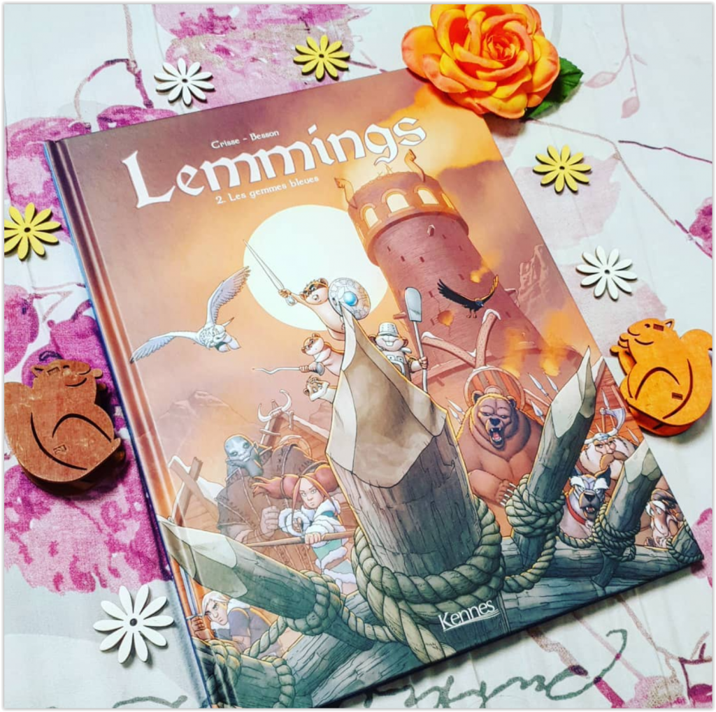 lemmings tome 2 instagram