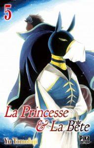 la princesse et la bête tome 5