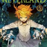 the promised neverland tome 5