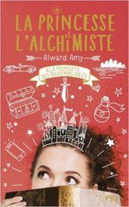 la princesse et l'alchimiste tome 2