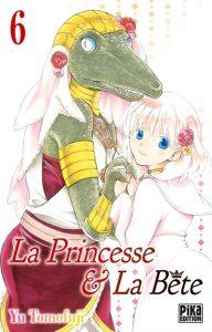 la princesse et la bête tome 6