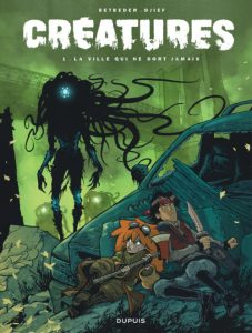 créatures tome 1
